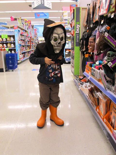 Halloween Aisle