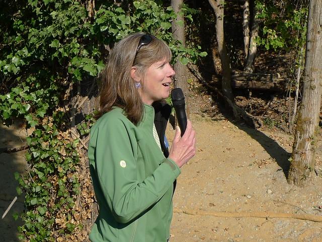 Jean White Lake Washington, Cedar,Sammamish Watershed Coordinator