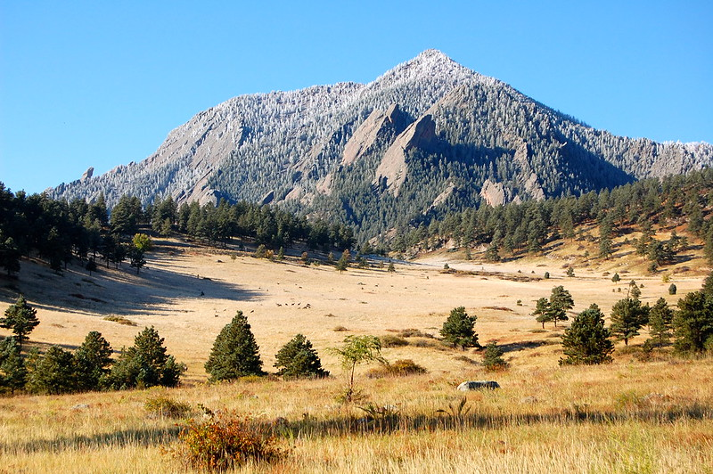 Hiking at NCAR, Boulder, CO