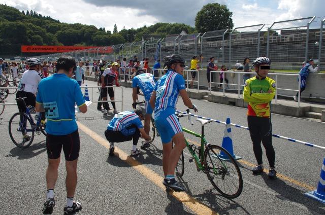 サイクル耐久レースin岡山国際サーキット2012 #5
