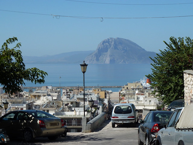 A View to A Port of Patras