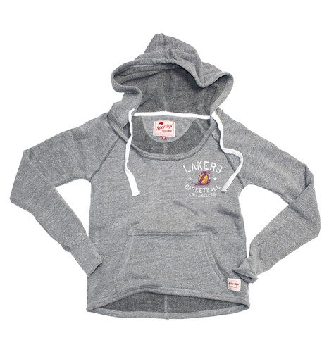 LA Lakers Brooklyn Sweatshirt By Sportiqe Apparel