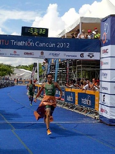 Triatlon Cancun 2012