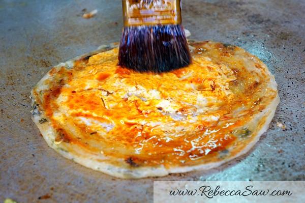taiwanese crispy pancakes - rebecca saw