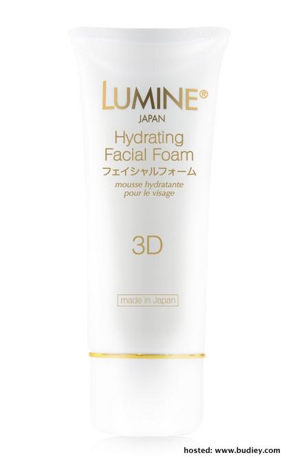 1 LUMINE Hydrating Facial Foam