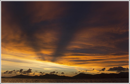 Phuket Sunset 10th October 2012