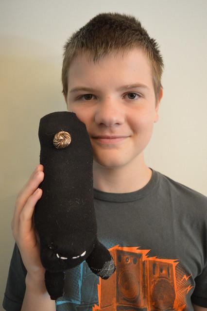 Sock Monster 3