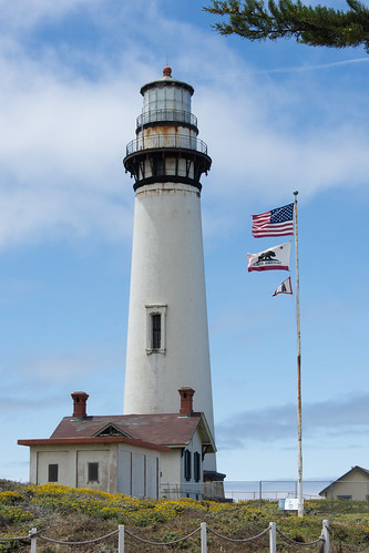 California Trip - June 2016 - Pigeon Point Lighthouse