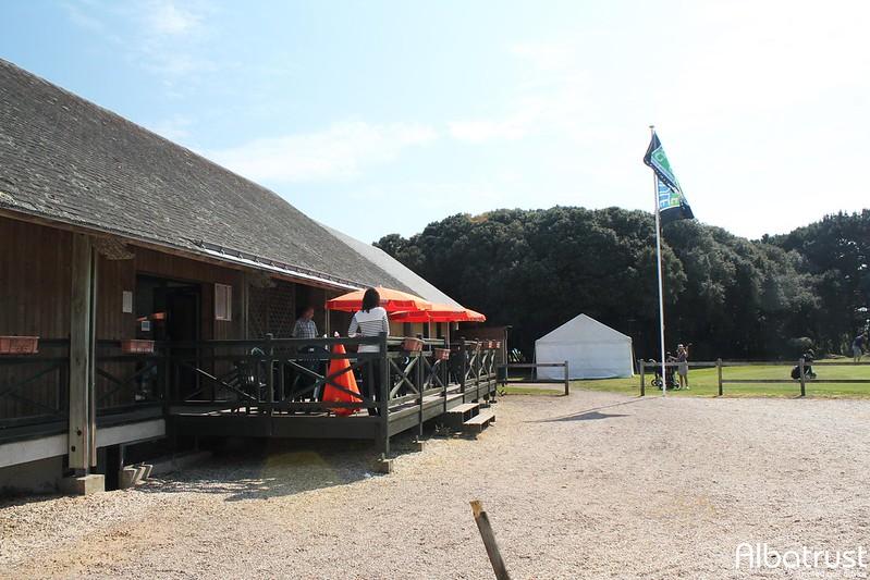 photo du golf Golf Club du Croisic - Parking