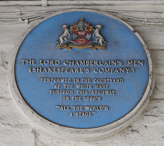 Photo of Blue plaque № 2726