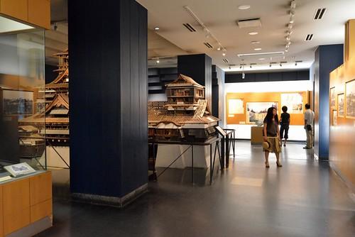 2012夏日大作戰 - 熊本 - 熊本城博物館 (3)