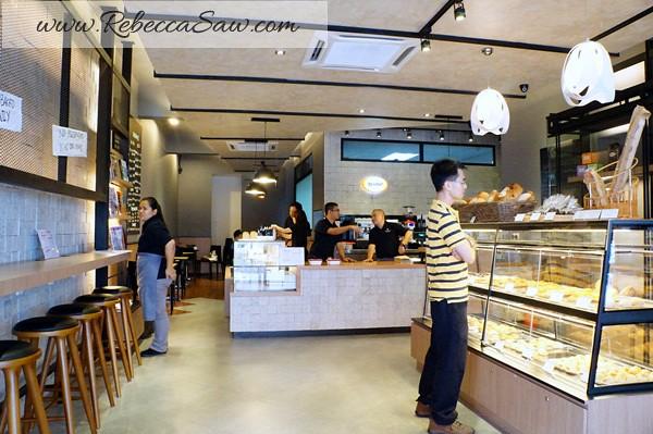 Tedboy Bakery - Telawi, Bangsar