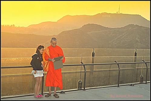 sunset modern nikon monk observatory nikon5000 naturesfinest losangelscalifornia natureselegantshots griifthsobservatory
