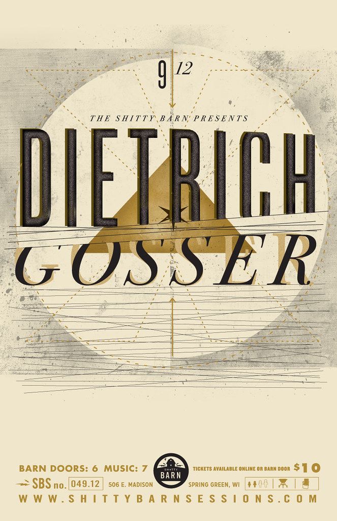 Shitty Barn Session No. 49 - Dietrich Gosser