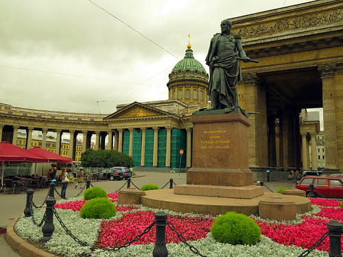 Kazan Cathedral St Petersburg