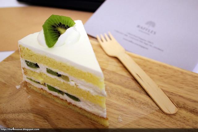 Cake Cafe - Kiwi Shortcake