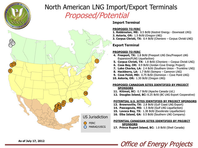 Five Keys To The Pacific Northwest's Natural Gas Export Debate