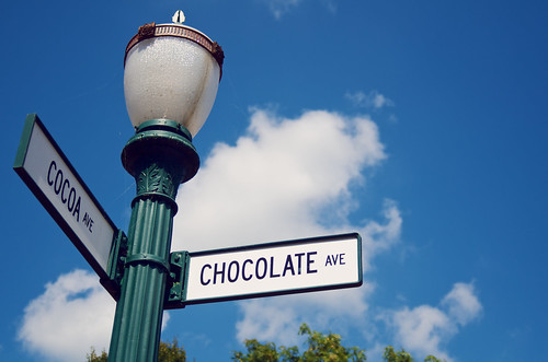 Chocolate Avenue.