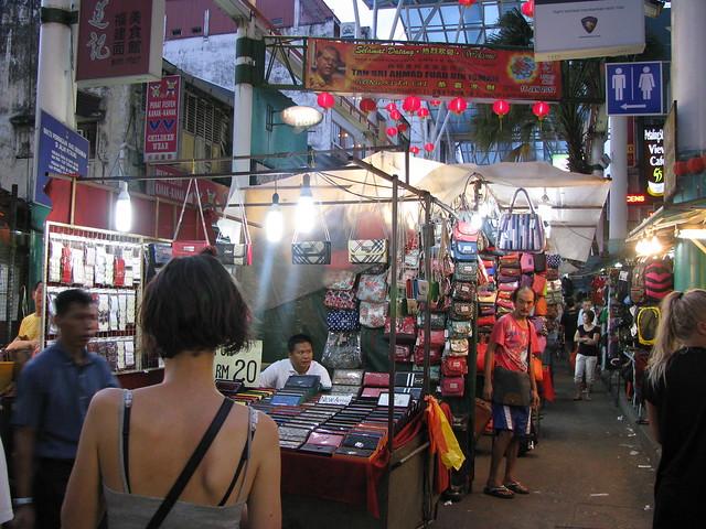 Jalan Petaling: Chinatown KL by CC user shankaronlin on Flickr