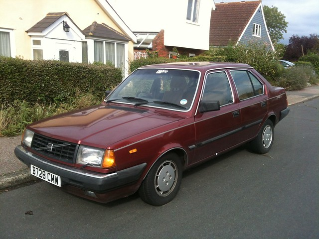 1984 Volvo 360 GLE Injection 4dr