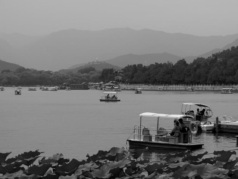 Lac Kunminghu au Palais d'été