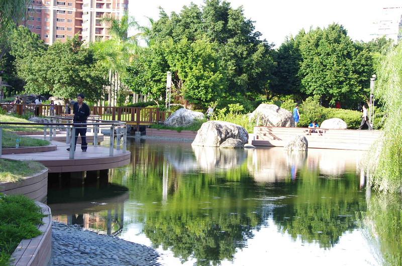 永和四號公園隨拍
