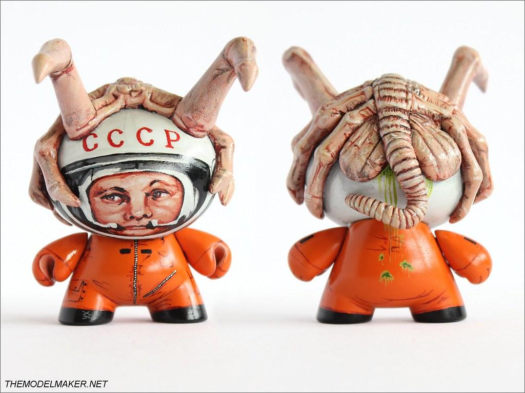 Gagarin Dunny 1