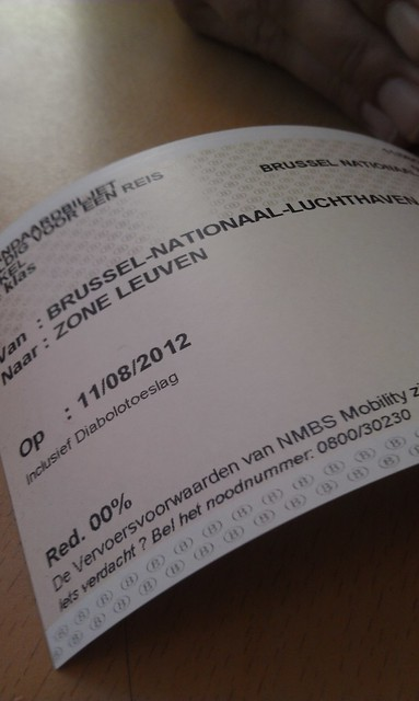 Ik ga naar Leuven!