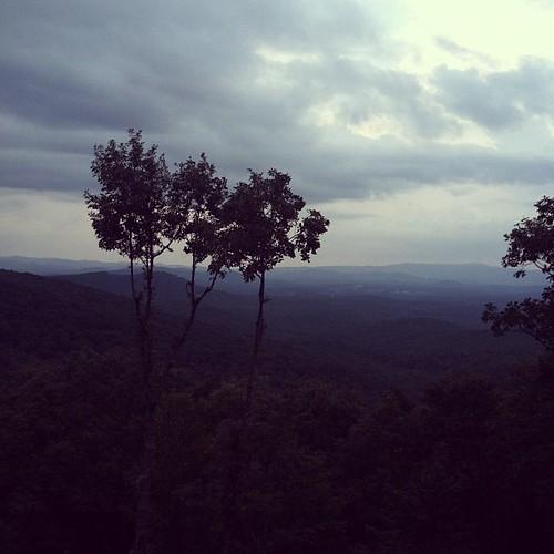#dusk #hickscabintrip12
