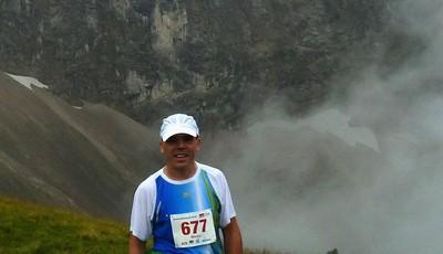 Běhání v horách? Je to stav mysli a touha po volnosti v přírodě