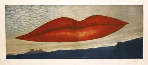 [ R ] Man Ray - A l'heure de l'observatoire - Les amoureux (1967) by Cea.