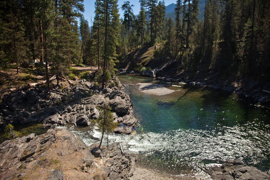 Chatter Creek Campground Washington Around Guides