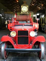 San Diego & Arizona Eastern M W 1003 1931 Ford Model AA Rail Fire Engine 033