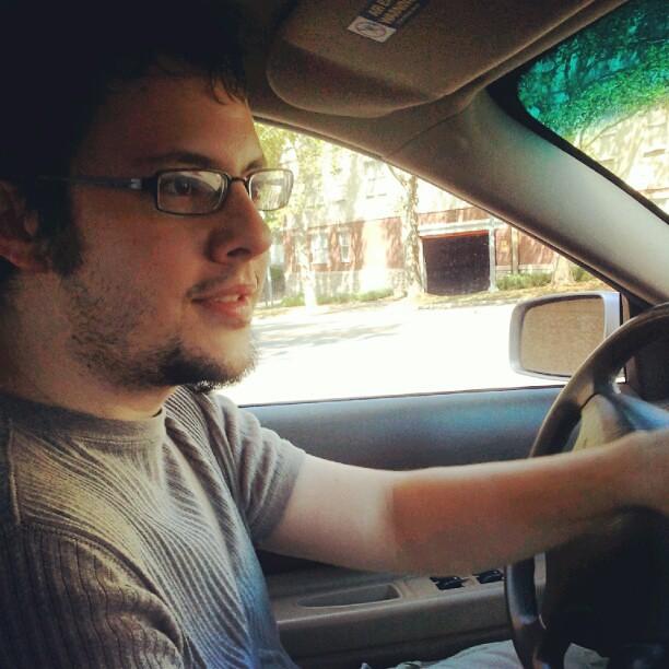 Drivin'!!!
