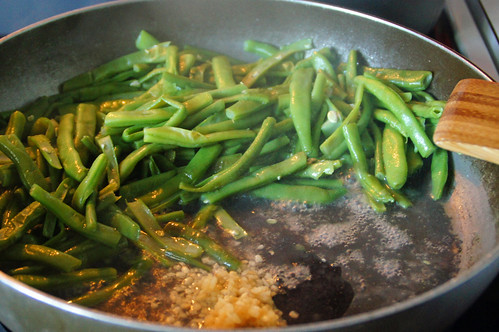 Green Beans & Tomatoes (4)