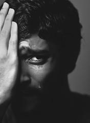 [免费图片素材] 人物, 男性, 黑白色, 哭泣・泪水, 马尔代夫人 ID:201209101600