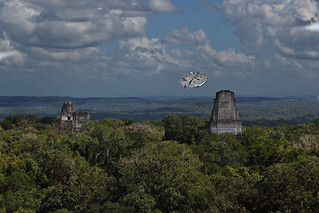 Descent on Yavin IV