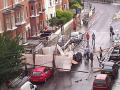 Scaffold collapse would be a costly error