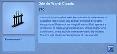 Ode de Wand - Classic