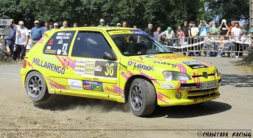 Lago 106 XXXIV Rallye San Froilán 2012