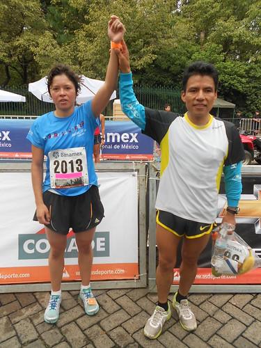 Más de 3 mil corredores en el Tune Up Banamex 2012