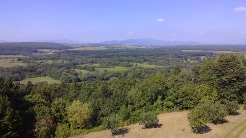 Ausblick aufs Burgenland