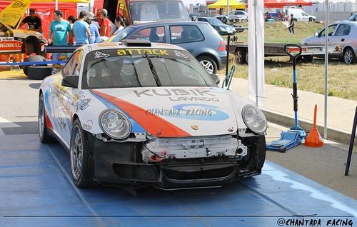 Fojón 911 GT3 XXXIV Rally San Froilán 2012