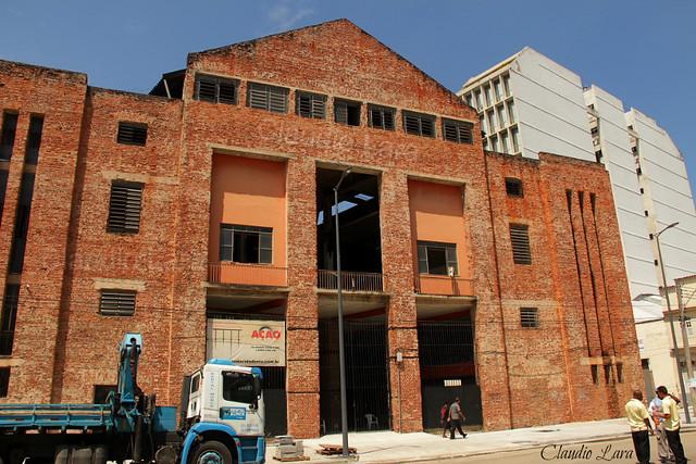 Centro Cultural da Ação da Cidadania - Barracão da Gamboa