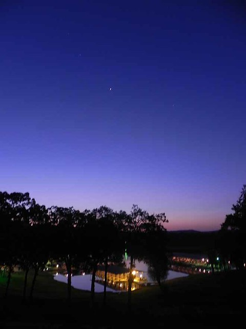 09-04-2012_Morning star just before sunrise
