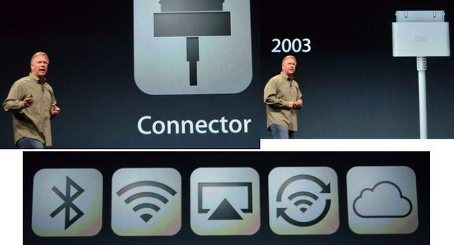 коммуникации iPhone 5