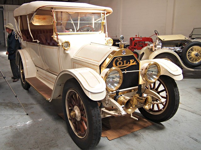 1913 1914 Cole 4 Door Touring Car 2 Flickr Photo Sharing