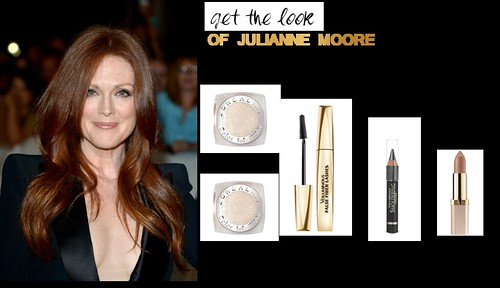 julianne moore collage