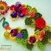 Flores no canteiro by Lidia Luz