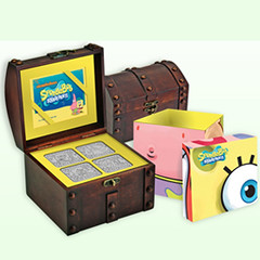 SpongeBob coin set